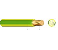 YM 50mm² GRUEN/GELB ADERLEITUNG 1m
