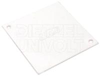 HWD-Hohlwand Deckel 107x107mm