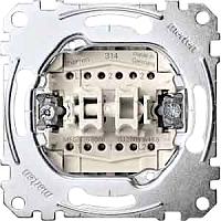 Merten MEG3126-0000 Doppelwechselschalter