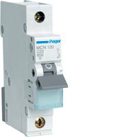 Hager MCN120 LS-Schalter 6KA,C,1polig,20A