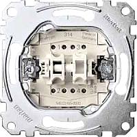 Merten MEG3155-0000 Doppeltaster-Einsatz 2 Schließer 1-polig