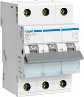 Hager MCN325 LS-Schalter 6KA,C,3pol,25A,anflanschbar