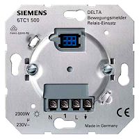 Siemens 5TC1500 Delta Bewegungsmelder Relaiseinsatz