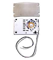 Türlautsprecher Fermax  F1360 für Inox-Türstationen, 4+N Briefkästen