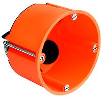 KAISER 9263-22 Hohlwand Gerätedose O-range ECON 63, luftdicht