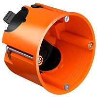 KAISER 9264-22 Hohlwand Gerätedose Verbindungsdose O-range ECON64 luftdicht