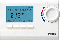 Theben Uhrenthermostat digital 10-30C