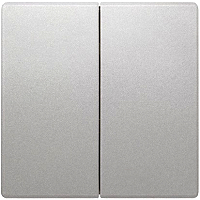 Siemens Delta Style Wippe Serie neutral platinmetallic 5TG7145-1