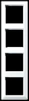 Jung AS584WW Rahmen 4-fach