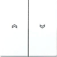 Jung AS591-5PWW Wippe für Jalousie-Schalter/-Taster