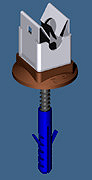 Niro-Clip Schnapphalter V2A/V2A jp-111031