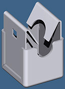 Nc-Schnapph.V2A/V2A Bohr.7mm  JP-111001