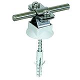 Dehn 274160 Leitungshalter NIRO für Rd 8-10mm