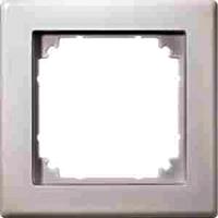 MERTEN 484119 M-SMART-RAHMEN 1FACH POLARWEISS, MATT