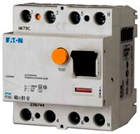 FI-Schutzschalter EATON PFIM-40/4/003-XG/A