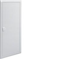 Ersatz Blendrahmen und Tür,Volta,4-reihig,RAL9010 HAGER VZ104N