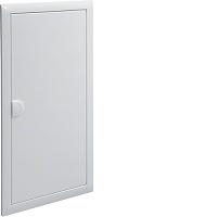 Ersatz Blendrahmen mit Tür ,Volta,3-reihig,RAL9010 HAGER VZ103N