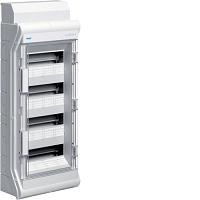 Vector Verteiler IP65 48 PLE QC PE/NHAGER VE412DN