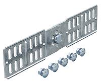 Gelenkverbinder f.Kabelrinne 60x260 Stahl