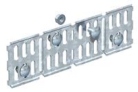 Laengs/Winkelverbinder f.Kabelrinne, horizontal 60x200