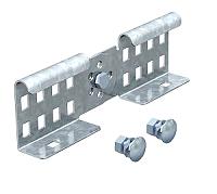 Gelenkverbinder f.Kabelleiter 64x210 Stahl