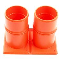 Betonbau-Verbindungstülle, halogenfreiDIETZEL VBT 20