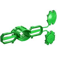 Geräte-Verbindungsdose mit Montageklemmen KAISER 1211-61