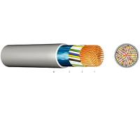 Fernmeldekabel Al-schirm  J-Y(ST)Y 2X2X0,8 GR  500m
