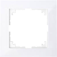M-Pure-Rahmen, 1fach, polarweiß MERTEN MEG4010-3619