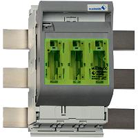NH-Lasttrenner Gr.00 160A 3P SS60,3xM8,3xSch.4-70mm²