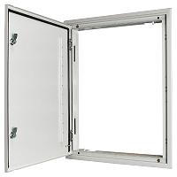 UP Freiluft Türrahmen mit Tür und Drehriegelverschluss  111232