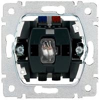 Einsatz Wipptaster We+N BeleuchtetLEGRAND 775846