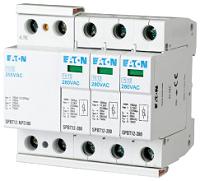 Überspannungsableiter Typ1+2 3pol+NPE 280VAC 25kA EATON SPBT12-280-3+NPE