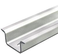 Hutschiene gelocht 2000x35x15mm, 1,5mm StärkeBETTERMANN