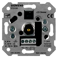 SIEMENS LP 5TC8263 UP-NV-DIMMER FUR LED-LAMPEN, RL,6-120W