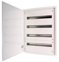 Installations-Flachvert. UP, 5x24TE,kpl.,B496xH870xT127mmEATON BF-U-5/120-A