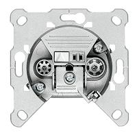 BK-Einzeldose,2fach,Anschlussdämpfung:1dBTRIAX FS01