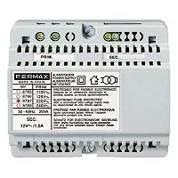 Fermax Netzgerät,für Verteilereinbau 4 TE,230V/12Vac-1,5A F4800