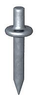 OBO-Dübel Einschlagdübel, ohne Gewinde L18mm Stahl BETTERMANN 903 RB 18 200 Stk.