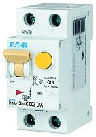 EATON PKNM-13/1N/C/003-G FI/LS-Schalter AC 13A/1+N/C 30mA G 3kA