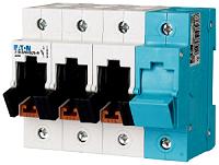 EATON Z-SLS/NEOZ/3+N Neozed-Lasttrennschalter D02/D01 63A 3P+N 6TE