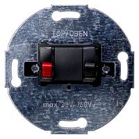 Siemens 5TG2467-2 Delta Lautsprecheranschlussdose 1fach