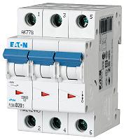 LS-Schalter 20A/3pol/B EATON PLSM-B20/3
