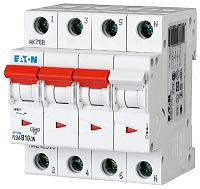 LS-Schalter 10A/3pol+N/CEATON PLSM-C10/3N