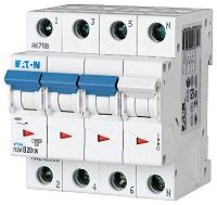 LS-Schalter 20A/3pol+N/CEATON PLSM-C20/3N