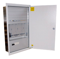Heimverteiler UP RAAB ws STM best 3ZP 3NZ 754x1235x240mm EATON 107395 U-STR-3/1150-3Z-B-W/S-RAAB