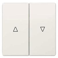 SIEMENS LP 5TG7143-1 Delta Style Wippe Jalousie Serie platinmetalic
