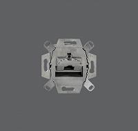 RUTENBECK N138 104 030 Anschlussdose 1-fach Up Cat6/ClassE-8 Up 0